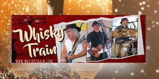 NYE Party w/ Whisky Train!