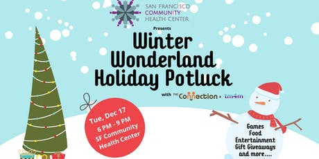 Winter Wonderland Holiday Potluck tickets