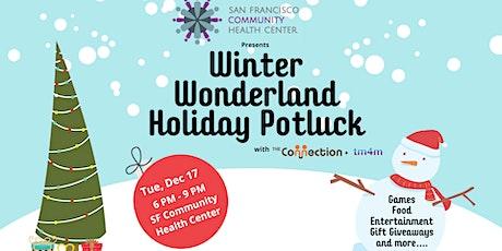 Winter Wonderland Holiday Potluck tickets