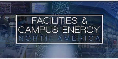 Facilities & Campus Energy North America Summit tickets