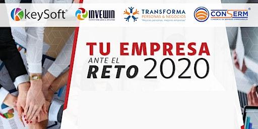 TU EMPRESA ANTE EL RETO  2020