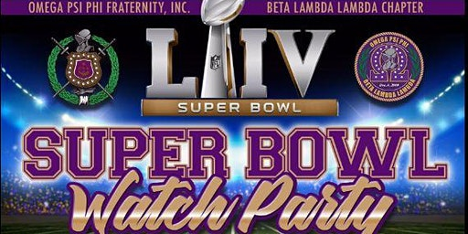 BLL QUES SUPER BOWL LIV WATCH PARTY!