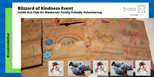 Blizzard of Kindness: Make Things that Matter Event