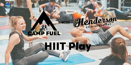 HIIT Play | Henderson Brewing Co. | Camp Fuel tickets