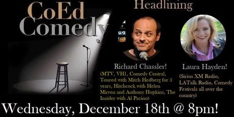 Free Comedy in San Diego 12/18! tickets