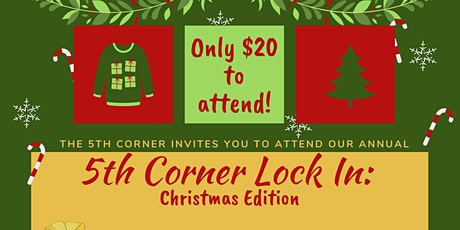 5th Corner Lock-IN tickets