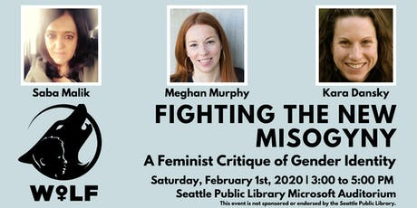 Fighting the New Misogyny: A Feminist Critique of Gender Identity tickets