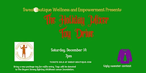 Sweat Boutique's Holiday Mixer