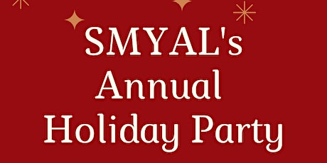 SMYAL's: Annual Holiday Party tickets
