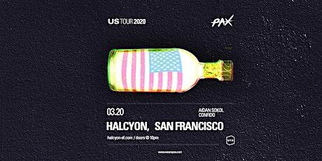 PAX tickets