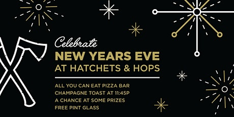 New Years Eve at Hatchets and Hops tickets