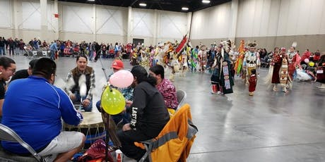 15th Annual New Year's Eve Powwow tickets