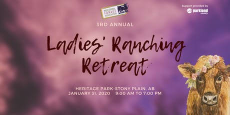 WCFA's 3rd Annual Ladies Ranching Retreat tickets