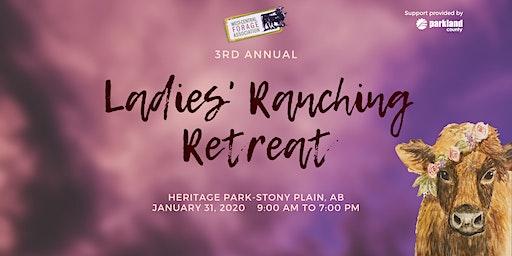 WCFA's 3rd Annual Ladies Ranching Retreat