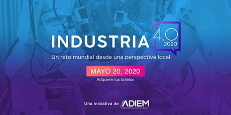 Industria 4.0 - Transformación Digital billets