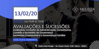 AVALIAÇÕES E SUCESSÕES - O Desenvolvimento do Profissional de Governança
