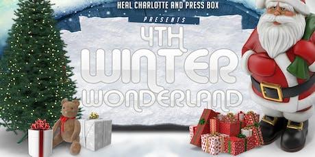 4th Annual Winter Wonderland tickets