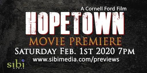 Hopetown Movie Screening