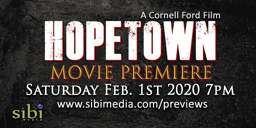 Hopetown Movie Premiere