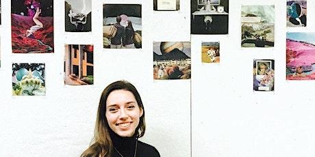 Artist Talk: Katana Lippart tickets
