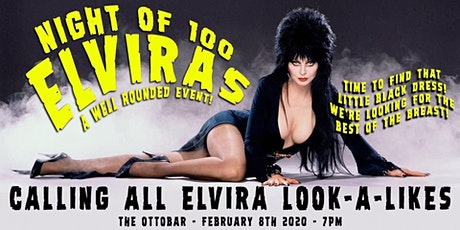 Night of 100 Elviras! tickets