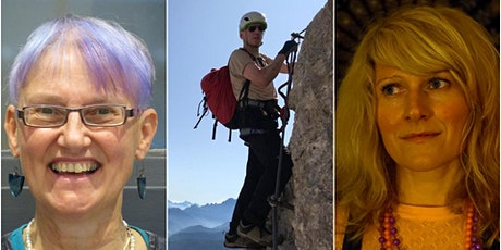 Finding the Words: Poetry from Char March, David Wilson & Katie Greenbrown tickets