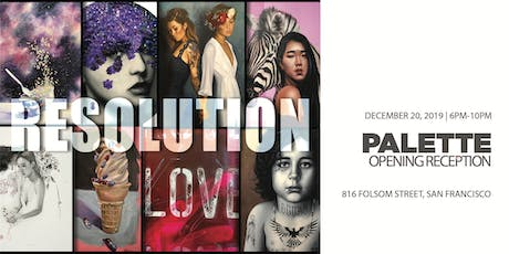 Opening Reception of Resolution tickets