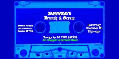 Sanman Brunch & Screw tickets