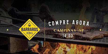 Barbaros BBQ - 7ª Edição / Campinas 2020 ingressos