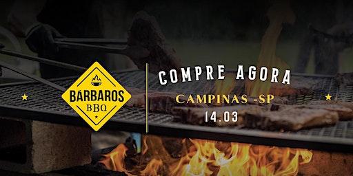 Barbaros BBQ - 7ª Edição / Campinas 2020