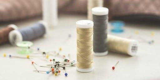 Sewing for Intermediates Workshop