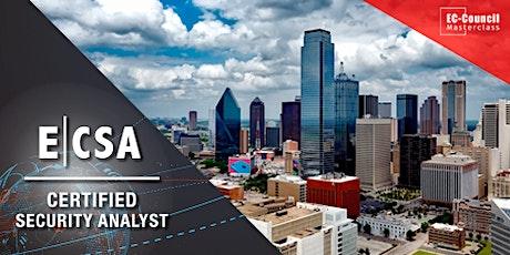EC Council Certified Security Analyst (ECSA) Masterclass – Dallas, TX tickets