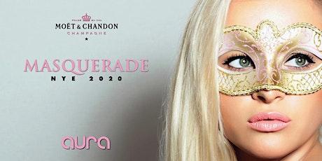 Masquerade NYE 2020 tickets