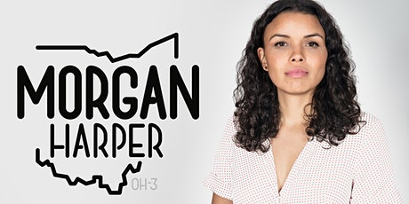 An Evening with Congressional Candidate Morgan Harper at Manny's! tickets