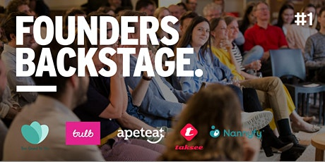 Founders Backstage tickets