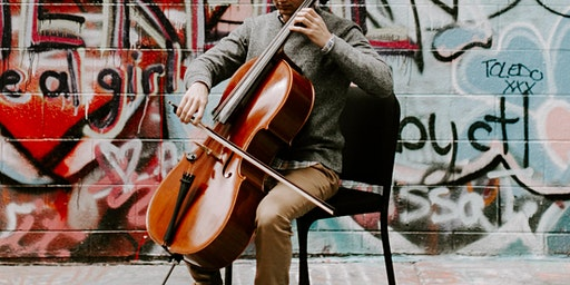 A2SO KinderConcert: Charming Cello @ Ypsilanti District Library
