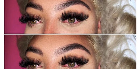 2 iN 1 LASH TRAINING - CLASSIC & VOLUME tickets