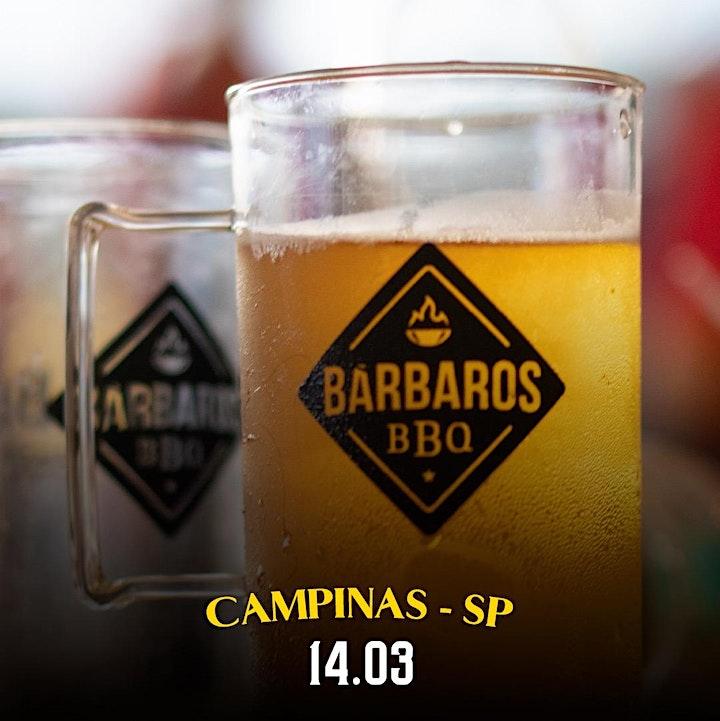 Imagem do evento Barbaros BBQ - 7ª Edição / Campinas 2020