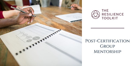 Post-Certification Group Mentorship - January | 12pm PST tickets