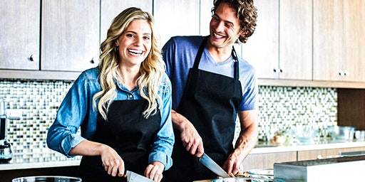 Couples Cooking: Date Night Dinner