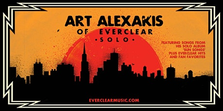AN EVENING WITH ART ALEXAKIS tickets