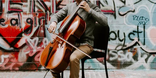 A2SO KinderConcert: Charming Cello @ Dexter District Library