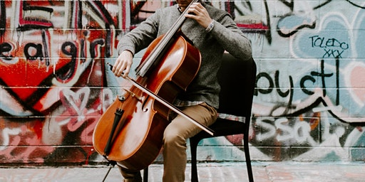 A2SO KinderConcert: Charming Cello @ Saline District Library
