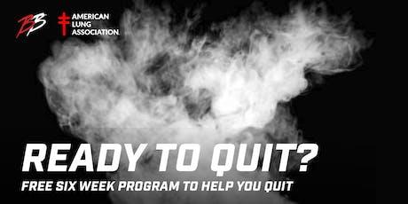 6-Week Freedom from Smoking Program  tickets
