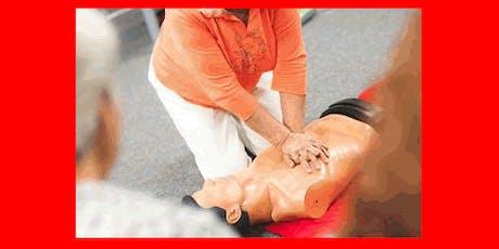 Syracuse Orthopedic Specialists AHA Heartsaver Class tickets