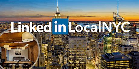 LinkedinLocalNYC Networking Meetup tickets