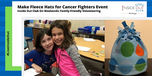 Fleece Hats for Cancer Fighters