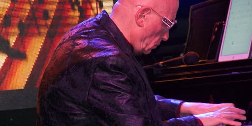 MIKE GARSON QUINTET feat. Mike Garson, Denny Seiwell, John Chiodini, Edwin Livingston and Shelby Flint