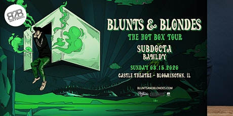 Back 2 Bassics with Blunts & Blondes- The Hot Box Tour tickets