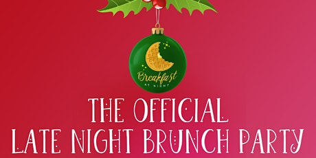 [12/27] Breakfast at Night DC :: Late Night Brunch Party tickets